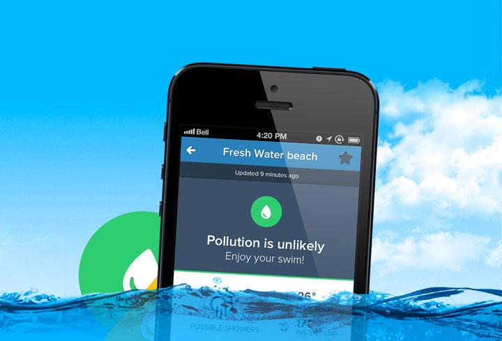 Beachwatch App